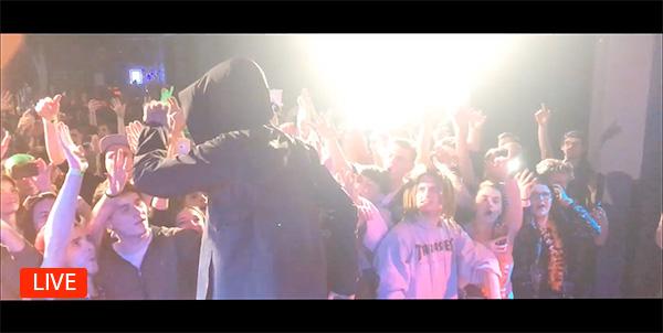 Live videa